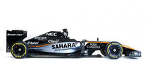 Force India working hard on 2015 car