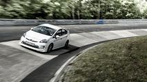 Toyota Prius Plug-in on the Nürburgring