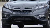 2016 Honda CR-V facelift spy photo