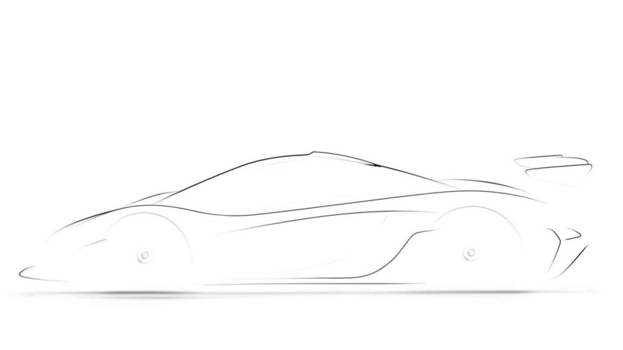 McLaren teases track-only P1 GTR with 1,000 PS