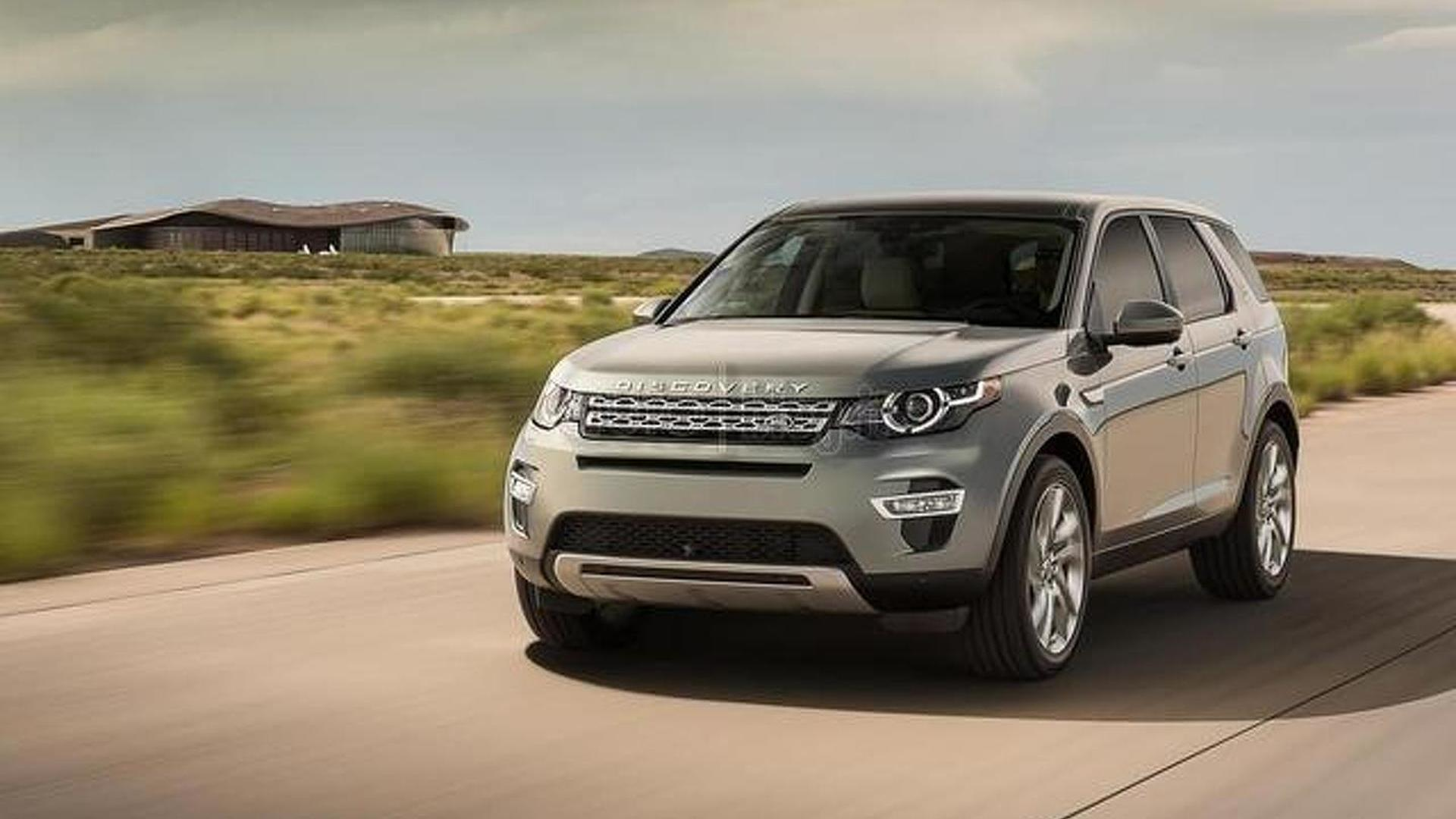 Land Rover Discovery Sport leaked, debuts tomorrow