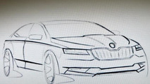 2016 Skoda Superb to get plug-in hybrid version - report