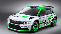 Skoda Fabia R5 concept revealed ahead of Essen Motor Show debut