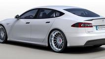 Tesla Model S by RevoZport