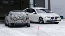 Blast from the past: BMW revisits first 7-Series [video]