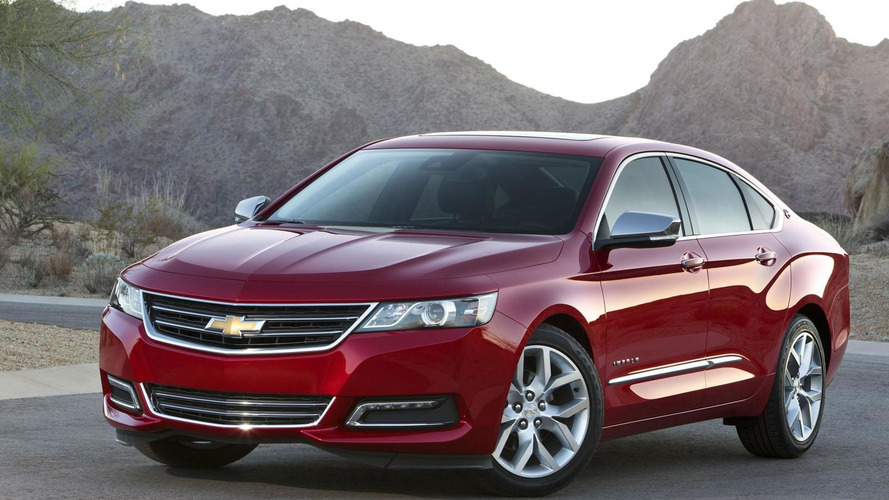 GM to reevaluate its lineup, could kill the Impala