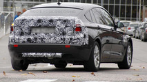 2014 BMW 5-Series GT facelift spy photo 13.11.2012 / Automedia