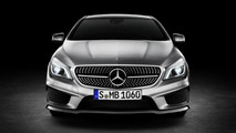 Mercedes CLA Coupe helps widens sales lead over BMW