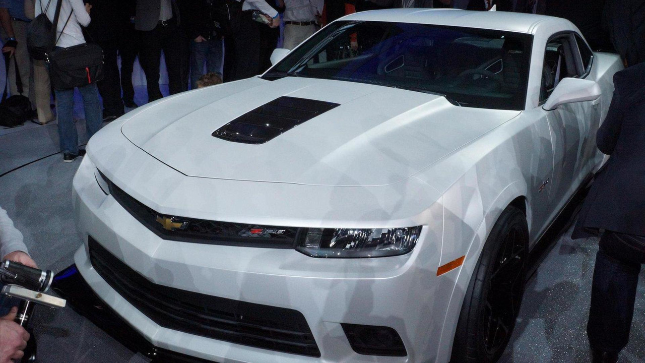 2014 Chevrolet Camaro Z/28 live in New York