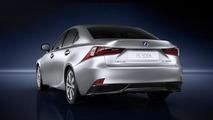 2014 Lexus IS 300h 17.1.2013
