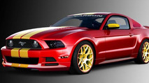 2013 Ford Mustang Boy Racer for SEMA 24.10.2012