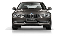 2013 BMW 3-series long-wheel-base (LWB) version