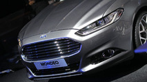 2013 Ford Mondeo live in Paris