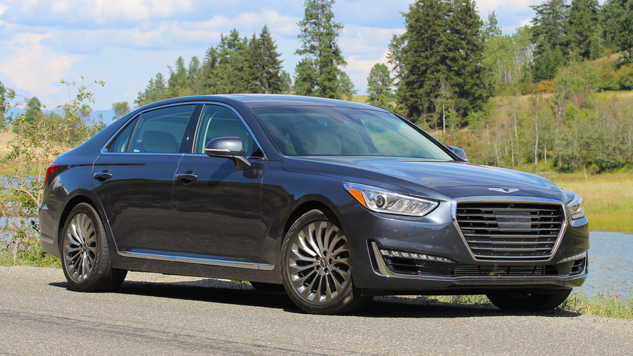 First Drive: 2017 Genesis G90