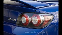 Mazda apresenta o modelo 2009 do seu carro esportivo RX-8 com novidades