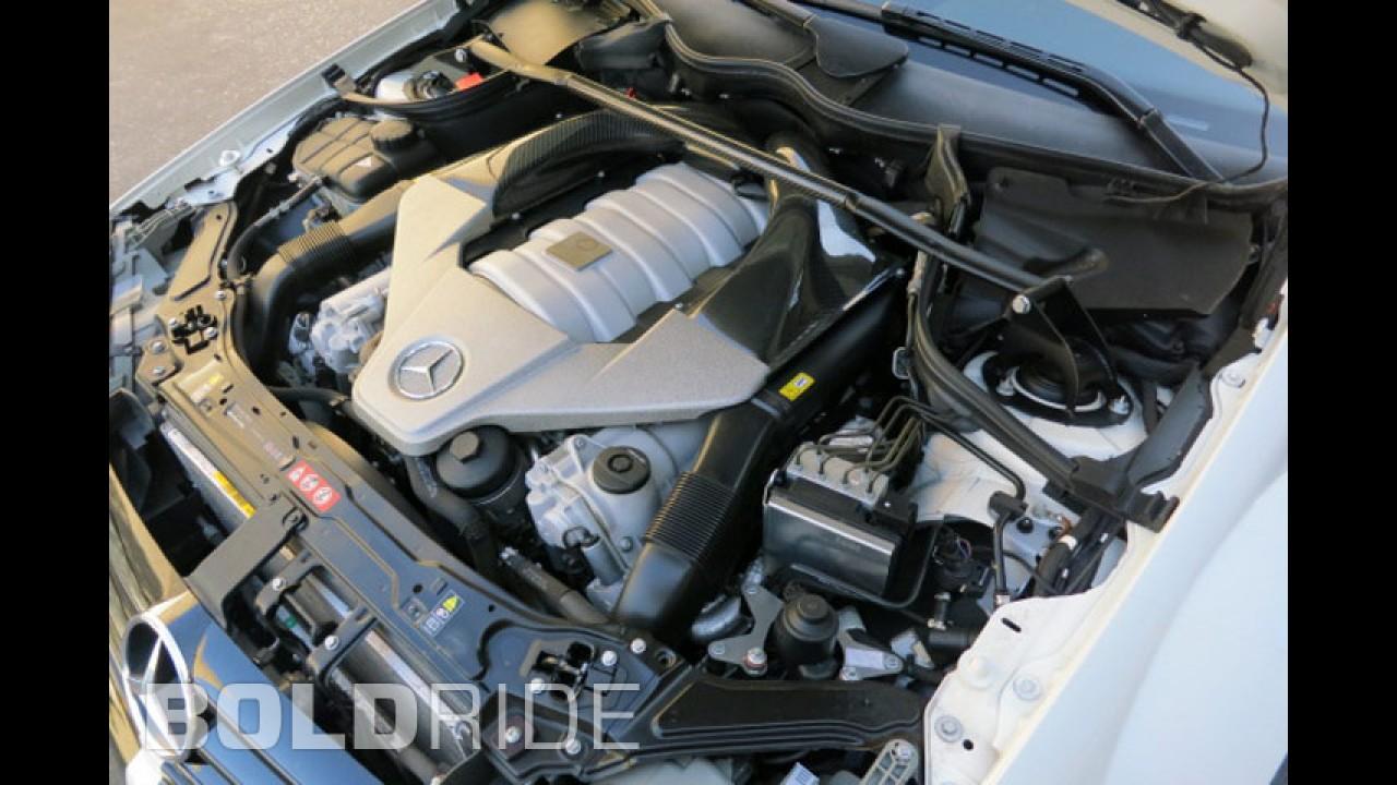 Mercedes-Benz CLK63 AMG Black Series: For Sale