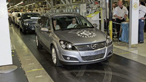 Opel Astra Reaches 10 Million Landmark
