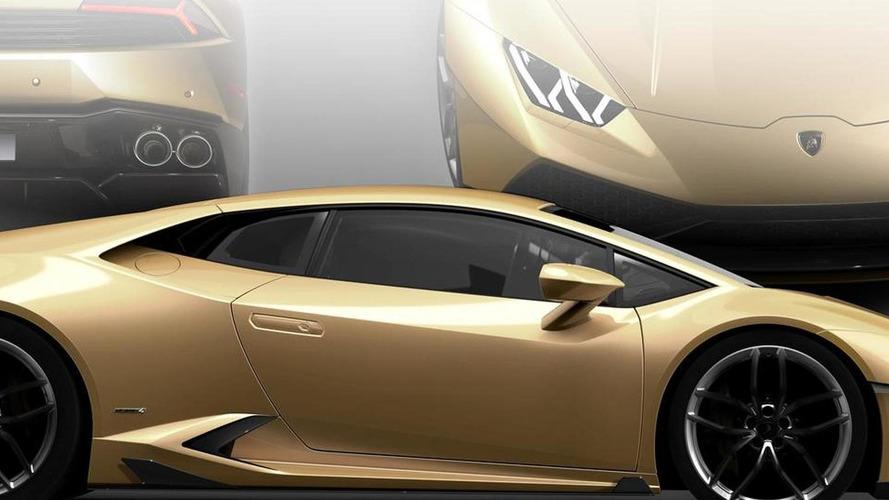 Lamborghini Huracan receives Minotauro styling package from Duke Dynamics