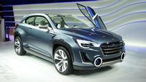 Subaru Viziv 2 Concept live in Geneva