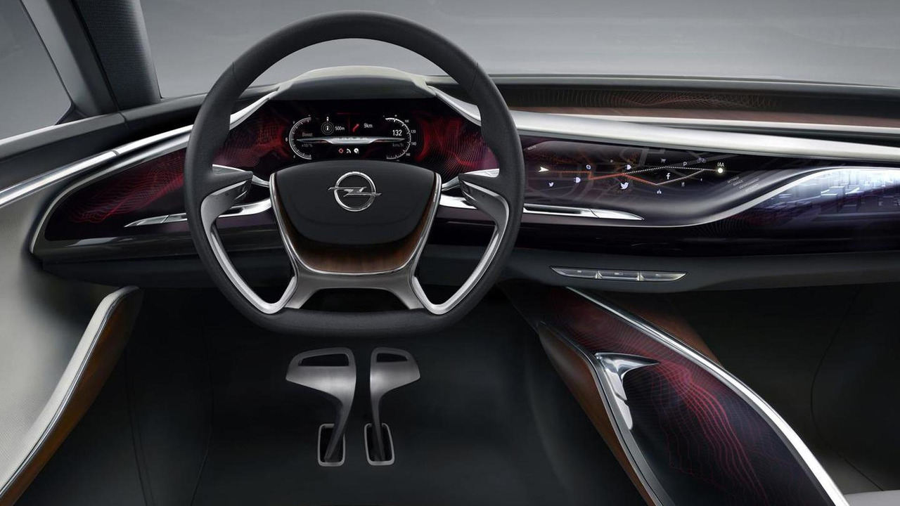 Lexus Hybrid Suv >> Opel Monza-based large SUV flagship model due in 2017 - report