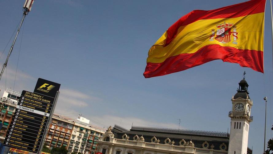 Valencia in talks to break F1 contract - report