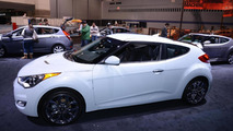 Hyundai Veloster RE:FLEX Edition live in Chicago