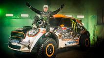Guerlain Chicherit will attempt the world's longest car jump