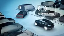 Volvo Autonomous Parking concept 20.6.2013