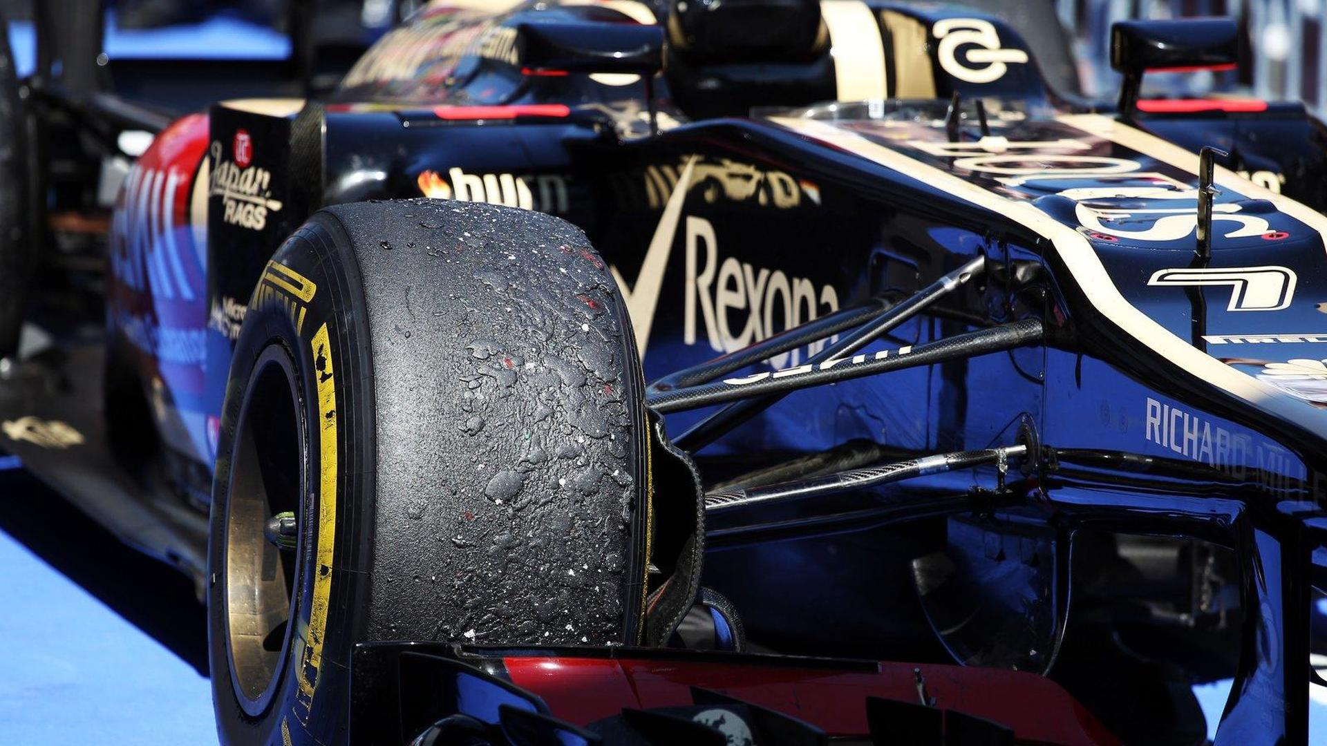 2013's F1 tyre saga races ahead to Hungary