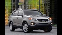 Mais de 1,2 milhões de modelos da Kia vendidos no 1º semestre