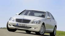 Mercedes-Benz S 320 CDI BlueEFFICIENCY