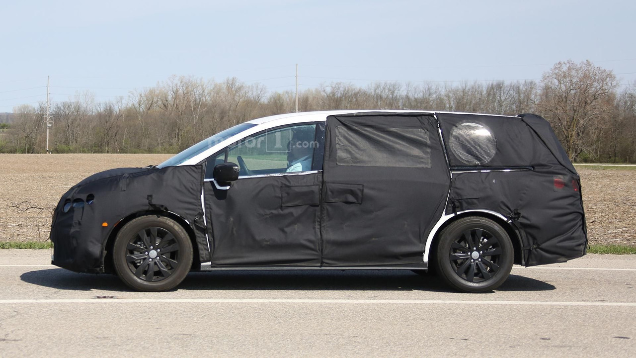 The 2017 Honda Odyssey is expected to be introduced later this year so ...