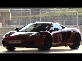 McLaren MP4-12C and GT3: The Launch