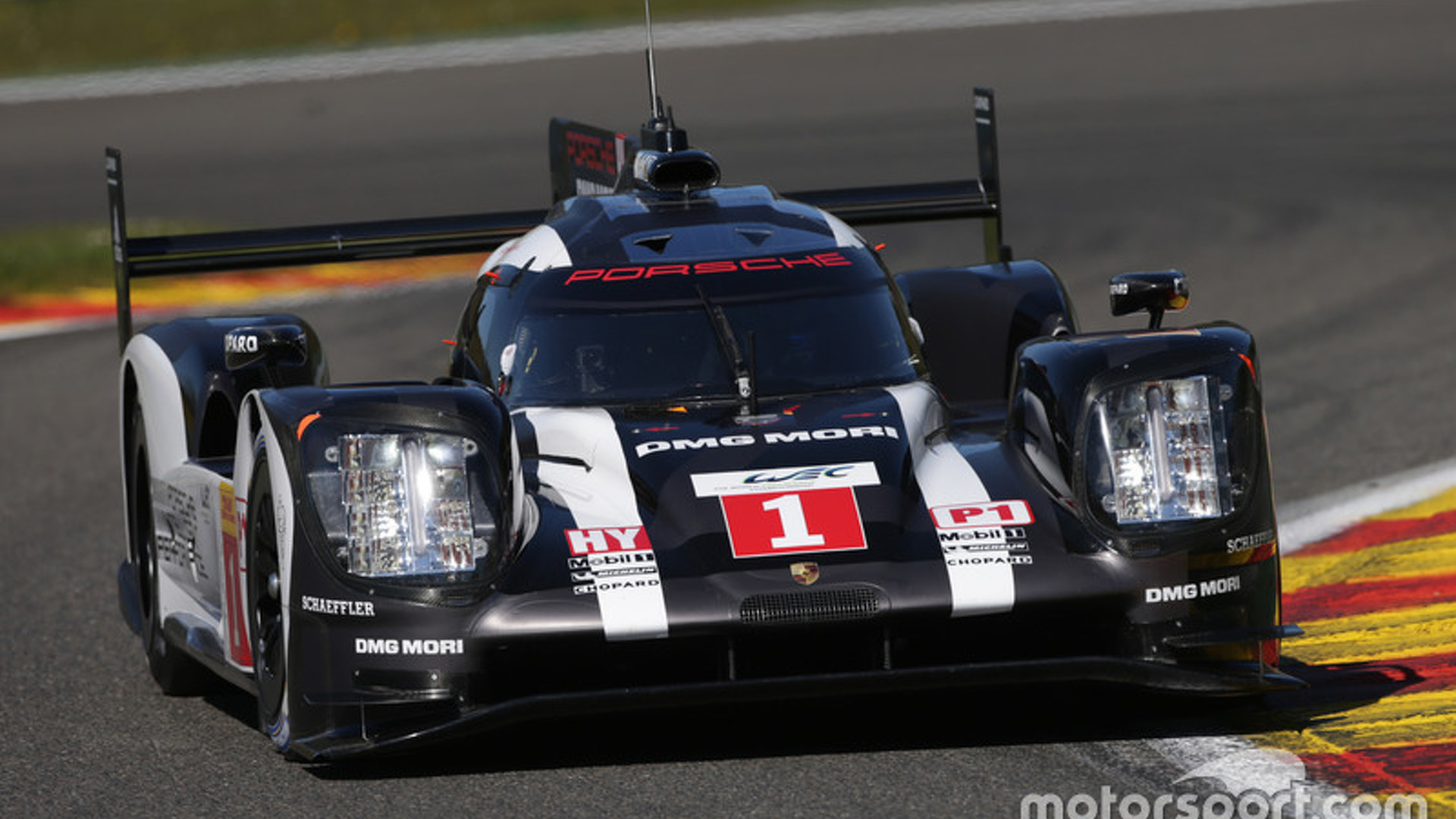 Spa WEC: Porsche dominates to lock out front row