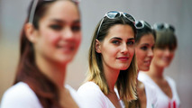Wolff hopes 'grid girls' return