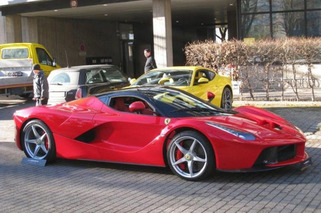 Want a Used LaFerrari? You May Have to Pay Double