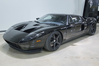 Gas Monkey Garage's 800-HP Ford GT is Up for Sale