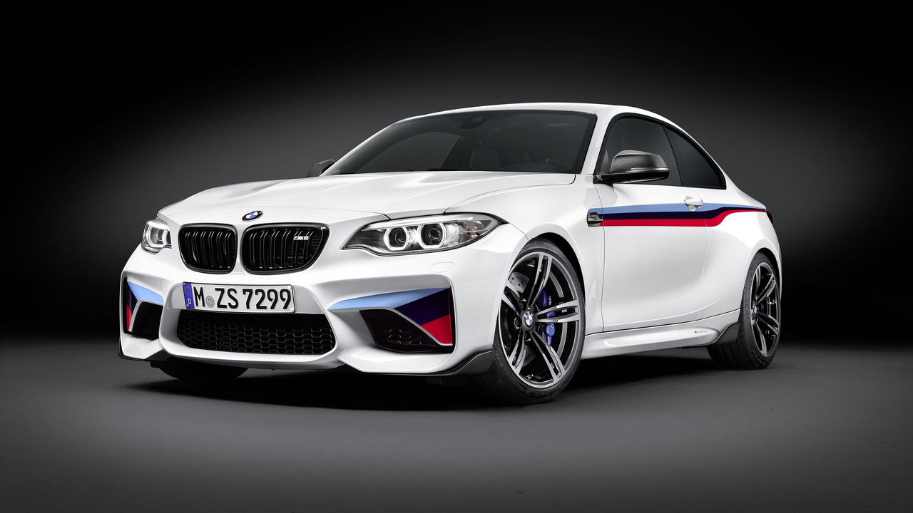 BMW M Performance parts