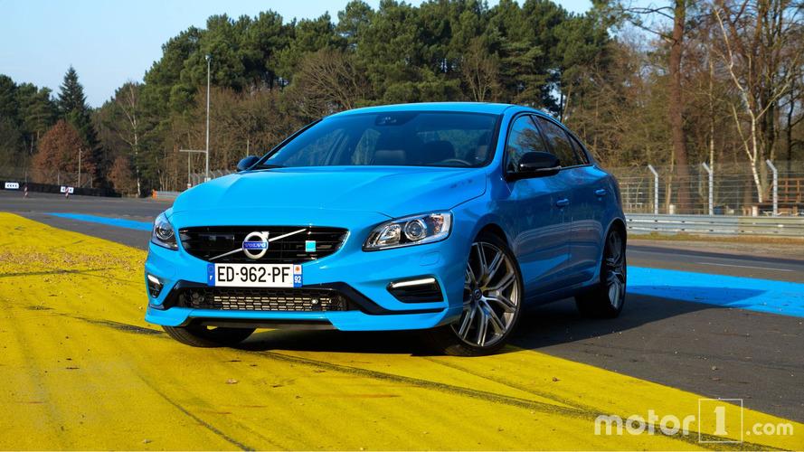 Essai Volvo S60 Polestar - Blue Rocket