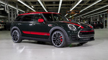 Mini has made three million cars at Oxford plant