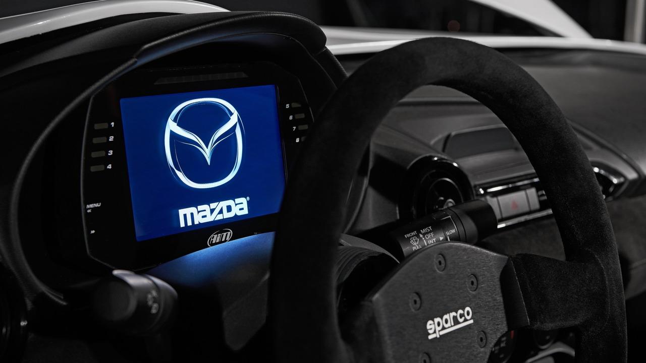 Mazda MX-5 Miata RF Kuro
