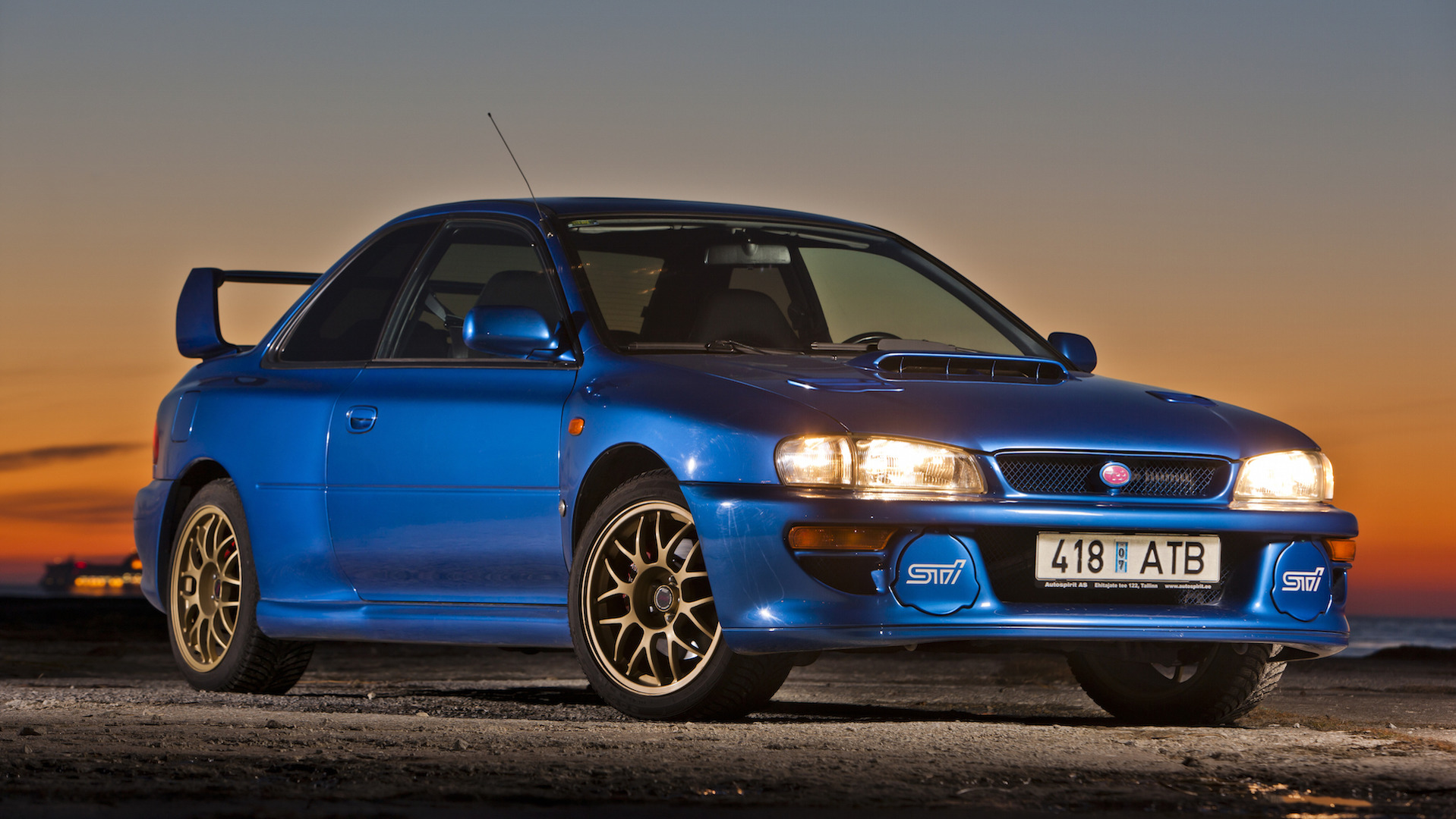 A look back at the auction of this Holy Grail Subaru ...