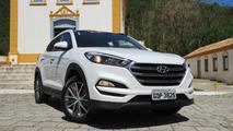 Volta rápida Hyundai New Tucson - Três é demais