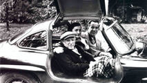 Pablo Picasso, wife Jacqueline and David Duncan