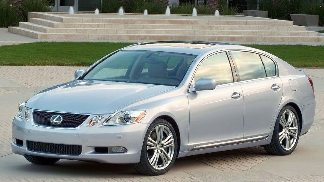 Hybrid Lexus GS 450h