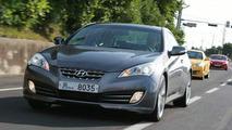 Hyundai Announces Genesis Coupe Performance Specs