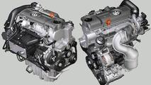 New Volkswagen TSI 1.4l 90kW engine