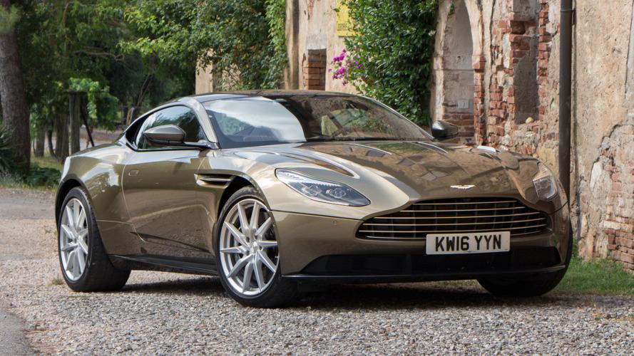 Essai Aston Martin DB11 (2017)