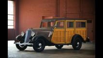 Ford V8 Woodie Station Wagon