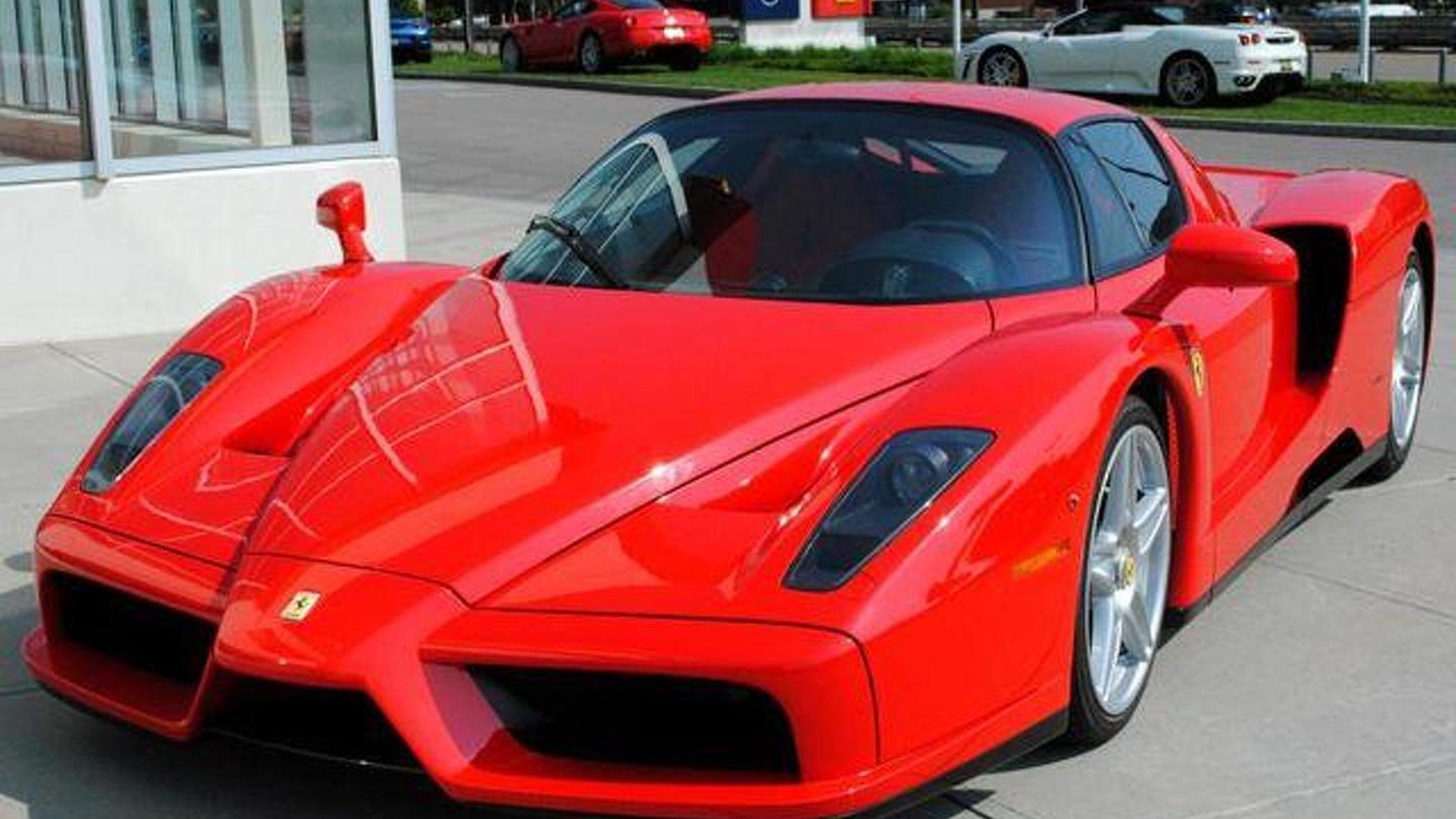 Private island owner wants to trade it for a Ferrari Enzo